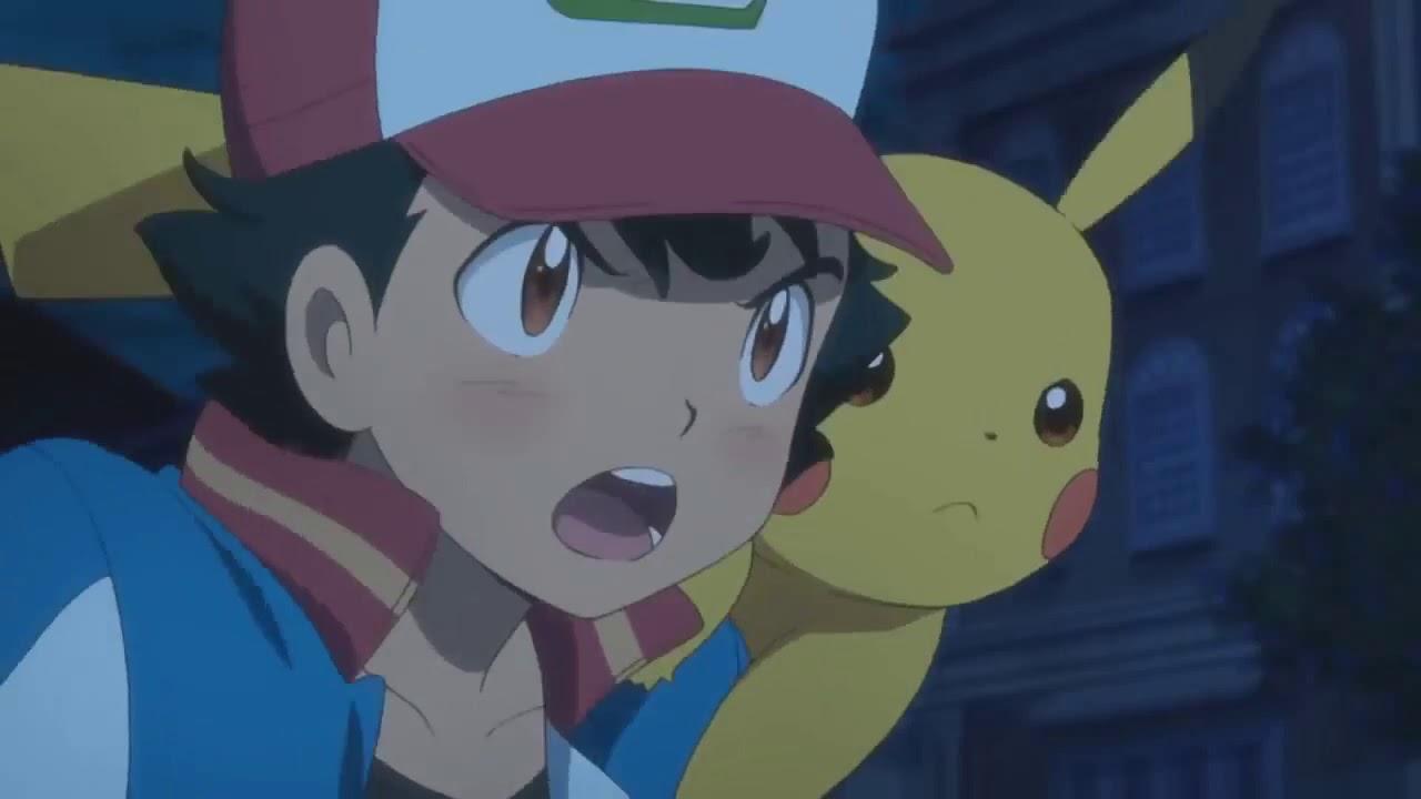 (Pokémon the Movie: The Power of Us) Pokémon O Filme: O Poder de Todos DUBLADO/LEGENDADO