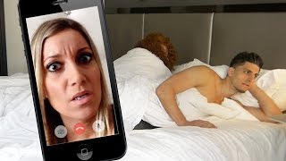 FACETIME CHEATING PRANK!!!!
