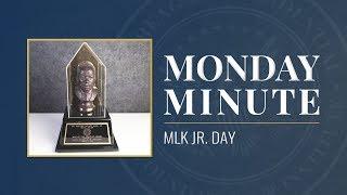 Monday Minute Ep. 3 (Season 3) — MLK Jr. Day