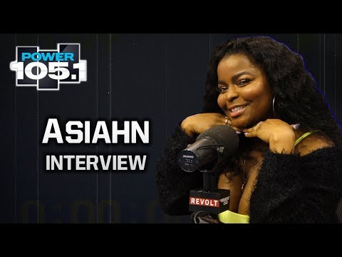 Asiahn Talks Close Relationship With Ludacris, Finding Her Confidence, 'Love Train 2' + More
