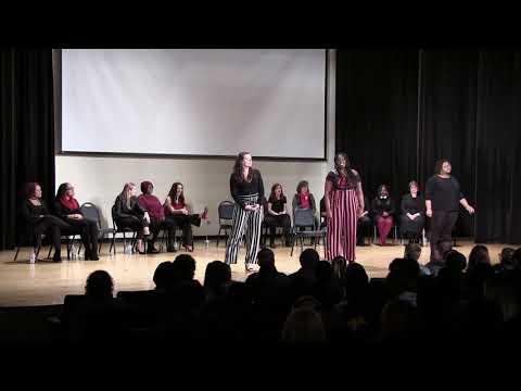 UNCG's The Vagina Monologues 2018
