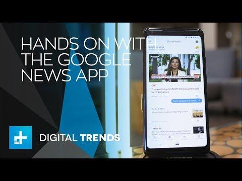 Google News App - Hands On