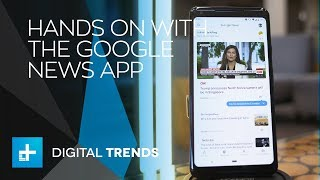 Google News App - Hands On