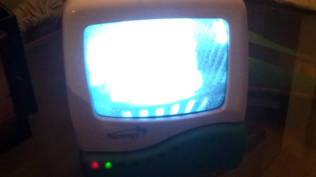 White noise on baby monitor!! - YouTube