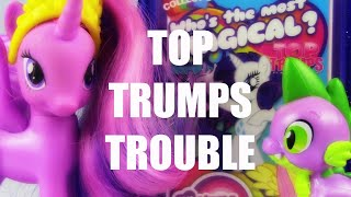 My little Pony: TOP TRUMPS TROUBLE