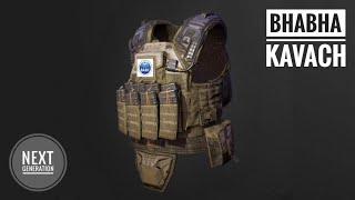 Bhabha Kavach - Next-Generation Bulletproof Jacket Developed By BARC (Hindi)