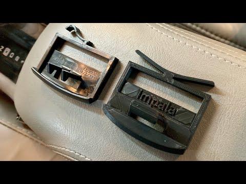 Impala Project: 3D Printed Interior Parts!!
