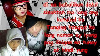 Repeat youtube video Malaya Ka Na - Kalye Gwapo /w Lyrics