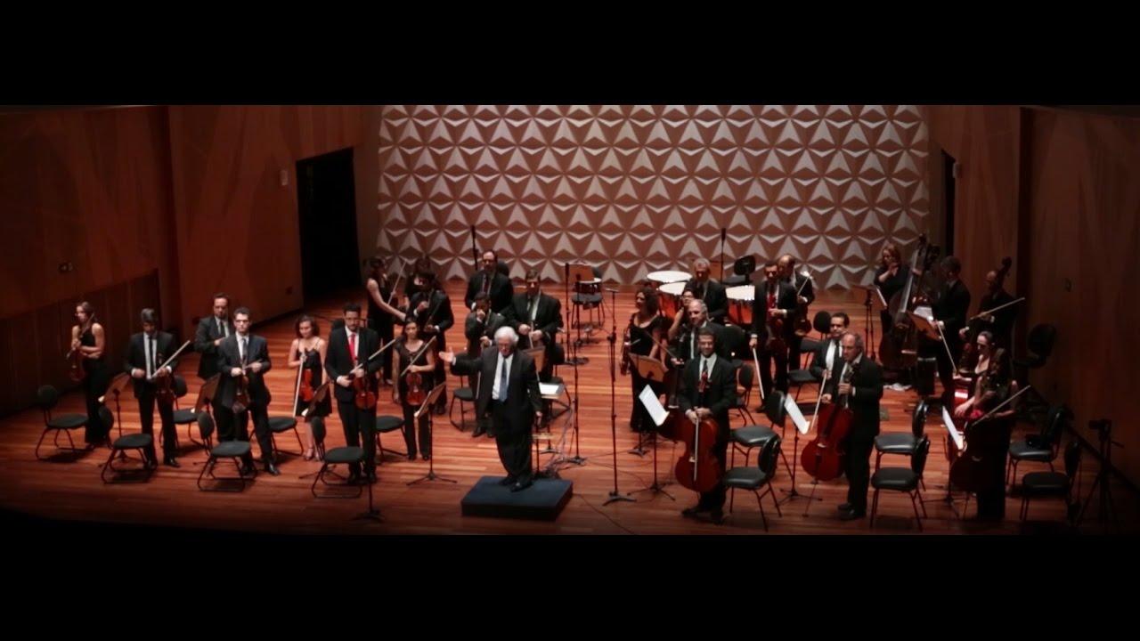 Alceo Bocchino: Seresta Suburbana (1961) | Orquestra Sinfônica da UFRJ - Regente: Lutero Rodrigues