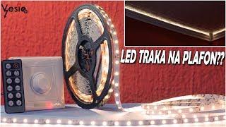 Postavljanje LED trake na plafon thumbnail