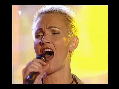 Roxette   Milk, Toast and Honey  German TV show (open mic)