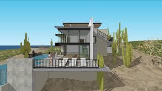 Villa Sahuaros Model Home