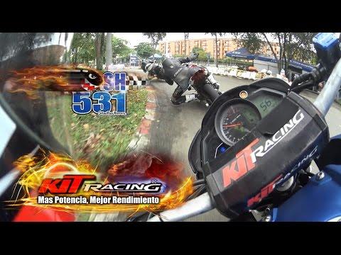 Copa Pulsar 2017 Categoría Pro    Sebastian Herrera 531 En La Balita    KIT Racing