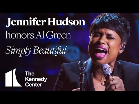 Jennifer Hudson - Simply Beautiful (Al Green Tribute) - 2014 Kennedy Center Honors