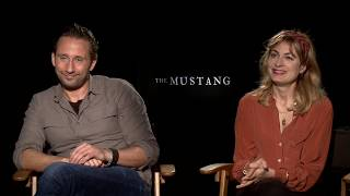Matthias Schoenaerts & Director Laure De Clermont-Tonnerre Chatted About THE MUSTANG