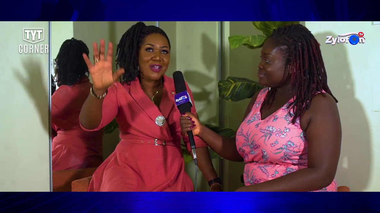 ROESE ADJEI - I WON'T ALLOW MY HUSBAND TO MANAGE ME