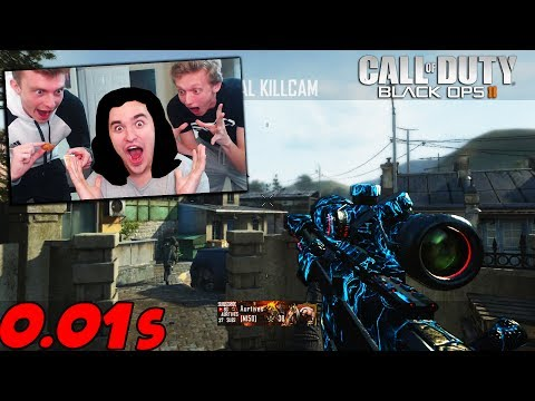 TRICKSHOT WITH 1 SECOND LEFT! ( *NEW HAIR REVEAL* )