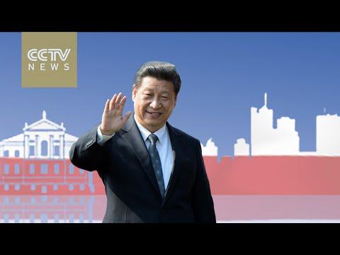 President Xi's visit to Poland