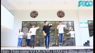 [SECC] Stronger flashmob Earthday 2016 - Guidance part 1