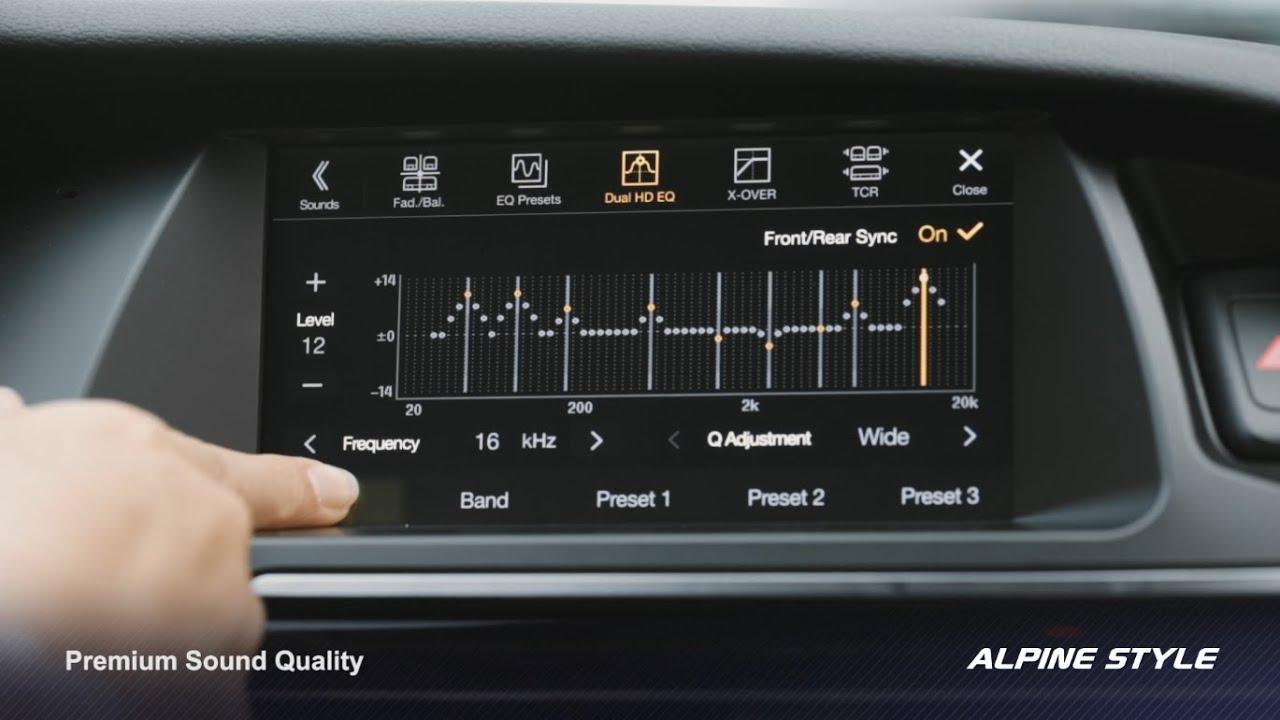 Audi A4/ A5/ Q5 Premium Sound