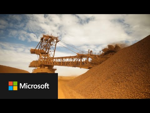 Rio Tinto mines new frontiers of efficiency and agility in the cloud