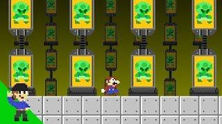 How will Mario escape from Area 51?