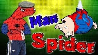 человек паук игра видео 4