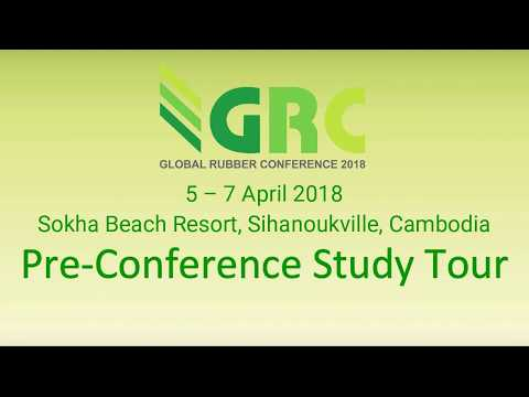Global Rubber Conference 2018 Pre-Conference Study Tour
