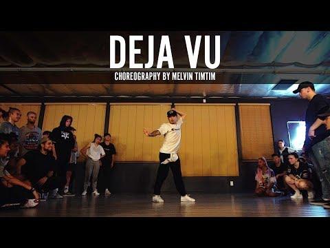 J Cole Deja Vu Choreography  Melvin Timtim