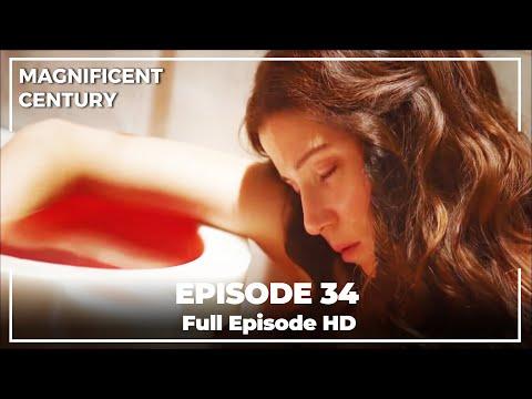Magnificent Century Episode 34 | English Subtitle