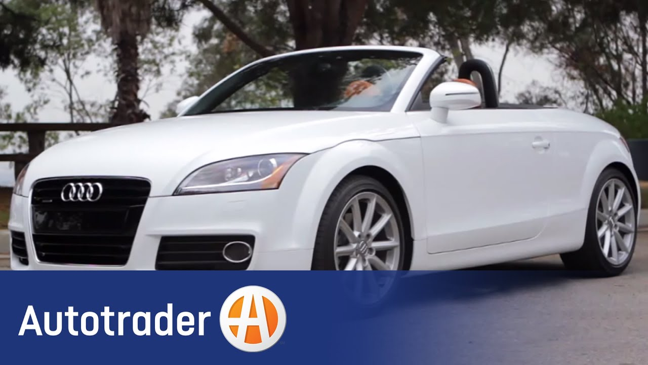 2012 audi tt coupe new car review autotrader youtube. Black Bedroom Furniture Sets. Home Design Ideas
