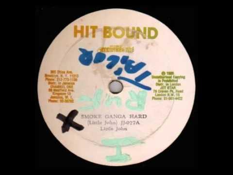 Little John - Smoke Ganja Hard 12'' Mix