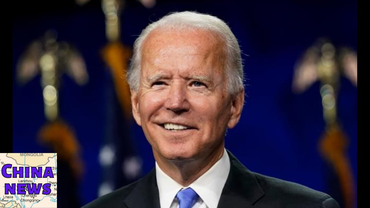 Biden posted his first statement after being elected President | China news