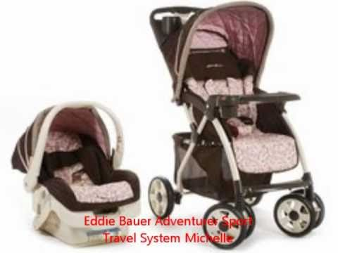 Travel System Strollers For Girls And Boys