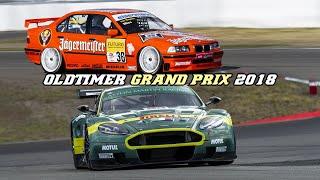 Oldtimer GP 2018 - BEST OF (DBR9, 155 ITC, 458 GT2, 917K, Capri Zakspeed, F1, STW, DTM, GT, ...)
