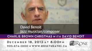 A Charlie Brown Christmas - Rose Theatre Brampton 2013/2014 (David Benoit)