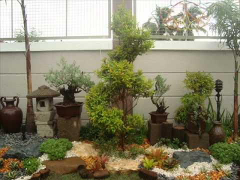 Bryan'S Garden And Landscaping Design.Philipines` - Youtube