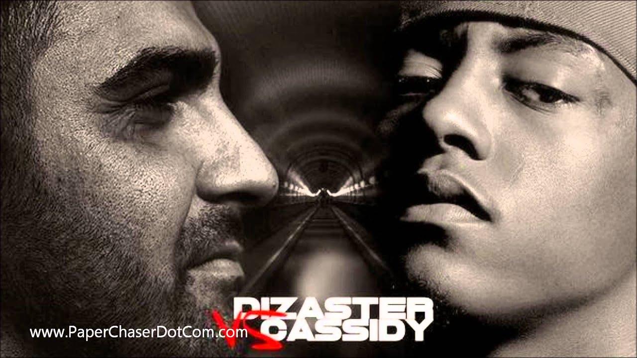 Cassidy - Mr. Chicken (Dizaster Diss) New CDQ Dirty No DJ