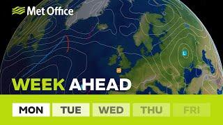 Week ahead – will anywhere see useful rain this week?
