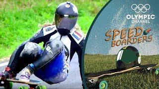 The Need for Speed - Downhill Skateboarding | Speedboarders