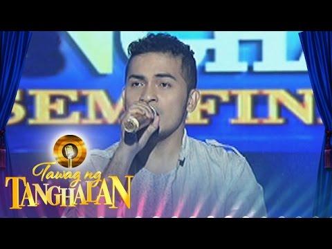 Tawag ng Tanghalan: Froilan Canlas | Minamahal Kita (Round 4 Semifinals)