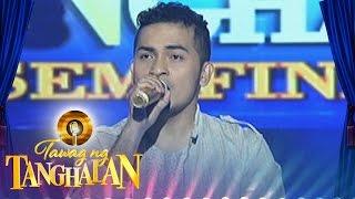 Tawag ng Tanghalan: Froilan Canlas   Minamahal Kita (Round 4 Semifinals)