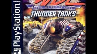 Playstation Fest: WDL: Thunder Tanks