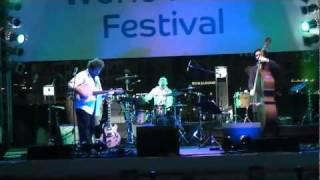 Kamal Musallam Trio @ du WORLD MUSIC FEST, Feb 27 2011 아랍어 재즈 카말 무살람