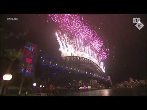 New Years Eve Sydney Australia