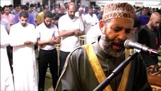 تلاوة  مبكية   ( وعباد الرحمن )  أخر سورة  الفرقان    للشيخ حسن صالح   رمضان 1437