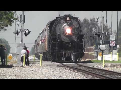 Thumbnail: HD- Santa Fe 3751: The Chase, The Steam, The Legend: April 16-17, 2011