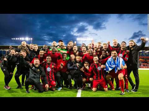 How ballet propelled small Swedish football club to European elite