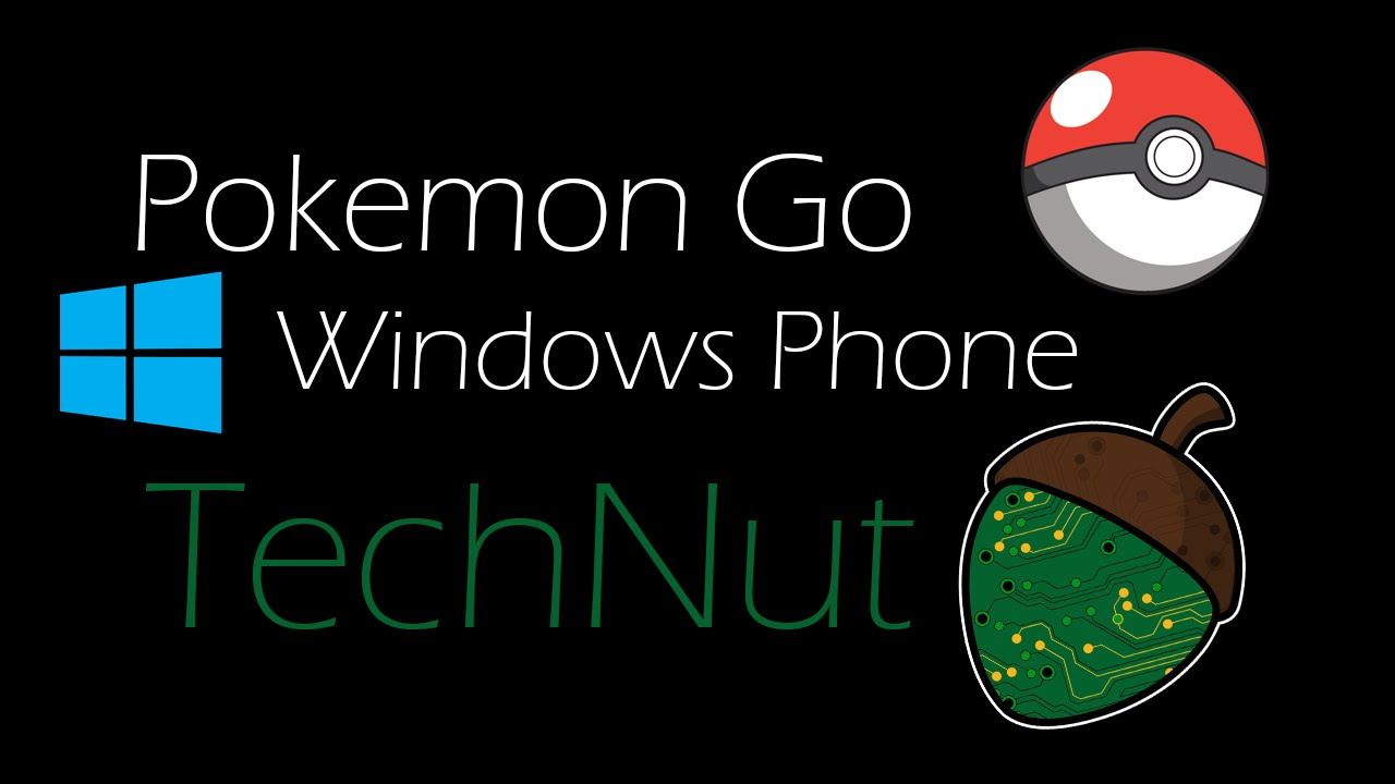 pokemon go on windows phone using pogo uwp youtube. Black Bedroom Furniture Sets. Home Design Ideas
