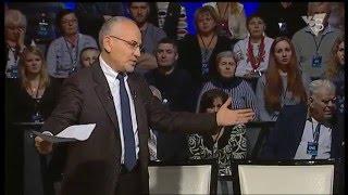Савік Шустер у прямому ефірі відповів на запитання спецслужб
